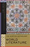 The Norton Anthology of World Literature, , 0393933547