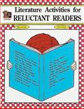 Literature Activities for Reluctant Readers, Patty Carratello, 1557343543