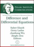 Difference and Differential Equations, C International Conference on Difference Equations 2002 Changsha Shi, INTERNATIONAL CONFERENCE ON DIFFERENCE E, Saber Elaydi, 0821833545