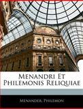 Menandri et Philemonis Reliquiae, Menander and Philémon, 1143333543