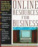 Online Resources for Business, Alfred Glossbrenner and John Rosenberg, 0471113549