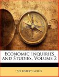 Economic Inquiries and Studies, Robert Giffen, 114200354X