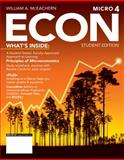 ECON Microeconomics (with CourseMate Printed Access Card), William A. McEachern, 1285423542