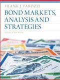 Bond Markets, Analysis and Strategies, Fabozzi, Frank J., 013274354X