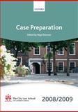 Case Preparation 2008-2009, , 0199553548
