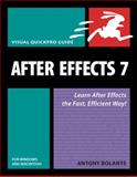 After Effects 7 for Windows and Macintosh, Antony Bolante, 0321383540