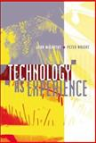 Technology as Experience, McCarthy, John, 0262633558