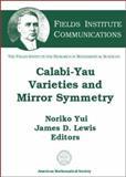 Calabi-Yau Varieties and Mirror Symmetry 9780821833551