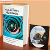 Megaverse Musings with Biographies and Space Vehicles : Accompanied by Short Story E Book CD, Allen Whedon, 0977423557
