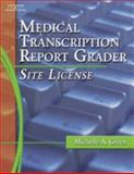 Medical Transcription Report Grader-Site License, Green, Ken and Brisky, 1418013552