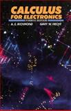 Calculus for Electronics, Allen E. Richmond and Gary Hecht, 007052355X