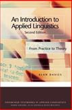 An Introduction to Applied Linguistics, Davies, Alan, 0748633553