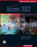 Access 2002, O'Leary, Timothy and O'Leary, Linda, 0071123555