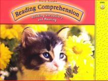 Reading Comprehension, Steck-Vaughn Staff, 0739883550