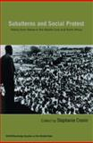 Subalterns and Social Protest : History from below in the Middle East and North Africa, , 0415423554