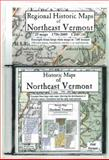 Regional Historic Maps of Northeast Vermont, 25 map CD,, 0911653554