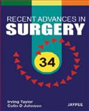 Recent Advances in Surgery, Johnson, Colin D. and Taylor, Irving, 9350253550