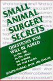 Small Animal Surgery Secrets, Harari, Joseph, 1560533552