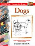 Learn to Draw Dogs, David Brown, 0004133560