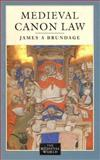 Medieval Canon Law, Brundage, James A., 0582093562