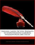 Diogenis, Laertii de Vitis, Diogenes Laertius and Heinrich Gustav Hübner, 1142023567