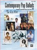 Contemporary Pop Ballads, Dan Coates, 0739043560
