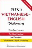 NTC's Vietnamese - English Dictionary, Dinh-hoa Nguyen, 0844283568