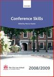 Conference Skills 2008-2009, Rosemary Samwell-Smith, 0199553564