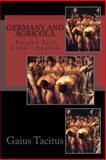 Germany and Agricola, Gaius Tacitus, 146629356X