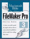 The Macintosh Bible Guide to FileMaker Pro 3, Rubin, Charles, 0201883562