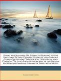 Syriac Miscellanies, Benjamin Harris Cowper, 1146403569