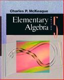 Elementary Algebra, McKeague, Charles P., 0030973562
