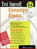 Elementary Algebra, Trivieri, Lawrence A., 0844223565