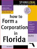 How to Form a Corporation in Florida, Mark Warda, 1572483563