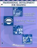 Teaching Phonics, Grade K, Harcourt School Publishers Staff, 0153383577