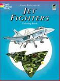 Jet Fighters Coloring Book, John Batchelor, 0486403572