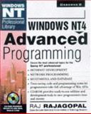 Windows NT 4 Advanced Programming, Rajagopal, Raj, 0078823579