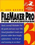 FileMaker Pro 3 for Macintosh, Brown, Charlotte A., 0201883570