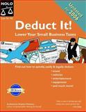 Deduct It!, Stephen Fishman, 1413303579