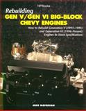 Rebuilding Gen V/Gen VI Big Block Chevy Engines, Mike Mavrigian, 1557883572