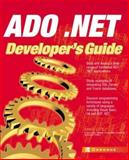 ADO.NET Developer's Guide, Otey, Michael, 007222357X