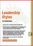 Leadership Styles, Kippenberger, Tony, 1841123579