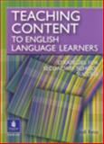 Teaching Content to English Language Learners : Strategies for Secondary School Success, Reiss, Jodi, 0131523570