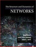 The Structure and Dynamics of Networks, Barabási, Albert-László, 0691113572