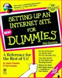 Setting up an Internet Site for Dummies, Coombs, Jason and Coombs, Ted, 0764503588