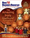 The Amazing Body Supplemental Curriculum Kit, Alice Burba, Lisa Campbell, Annette Campbell, 0981863582