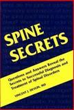 Spine Secrets, Devlin, Vincent J., 1560533587