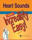 Heart Sounds, Springhouse Publishing Company Staff, 1582553580