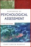 Handbook of Psychological Assessment, Groth-Marnat, Gary, 0470083581
