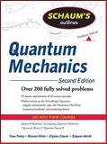 Schaum's Outline of Quantum Mechanics, Peleg, Yoav and Pnini, Reuven, 0071623582